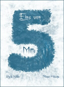 """Coverentwurf """"Eins von Fynf"""" – Vorderseite"""