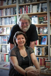 Sigrid Kndler und Michael Henschke